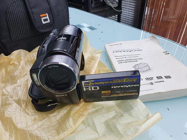 Máquina Filmar FullHD Sony HDR-UX 19E