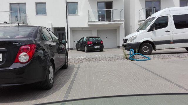 Miejsce parkingowe postojowe Zamknięte Osiedle Platinum Park Wigierska