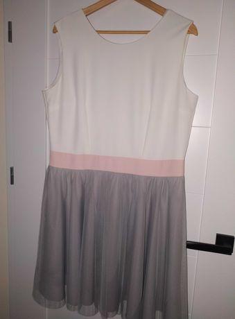 Sukienka wieczorowa, wesele , 46 rozmiar