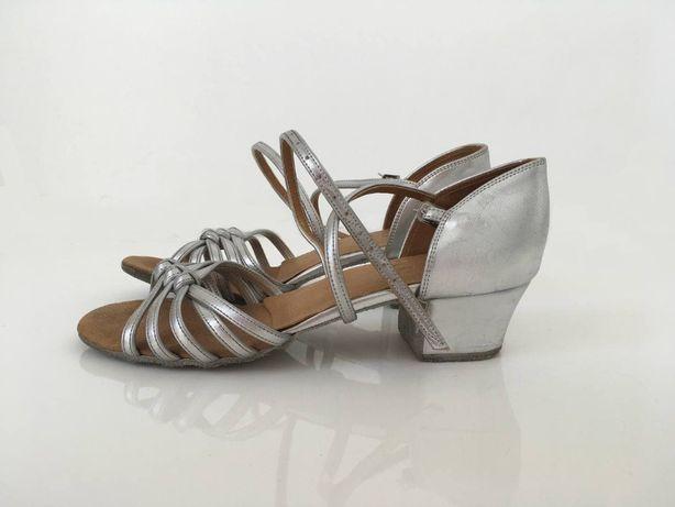 Танцевальные туфли eckse для девочки-ювенала, 22,5 (по стельке)