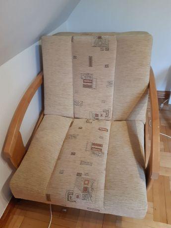 Kanapa wersalka fotel rozkładany łóżko