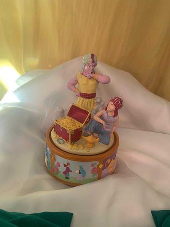 Caixa música Disney - Aladino