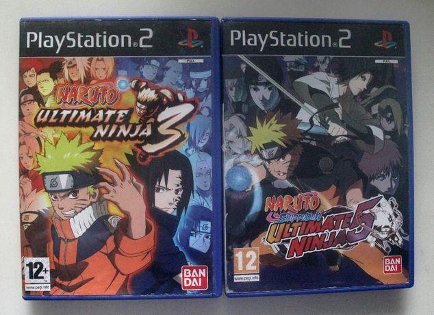 Pack Naruto - Playstation 2