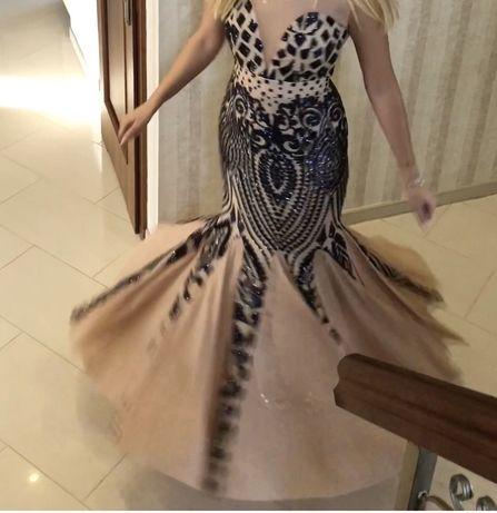 Sukienka weselna sylwestrowa andrzejkowa