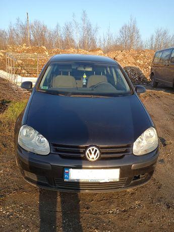 Sprzedam VW golf 5