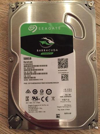Жесткий диск Seagate BarraCuda HDD 500GB ST500DM009