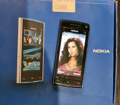 Мобильный телефон Nokia X6 (Под ремонт)