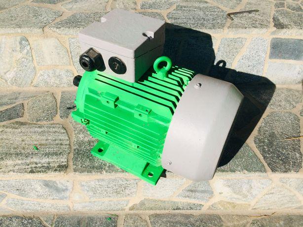 Продам импортный электродвигатель ,не был в использовании ,высокий КПД