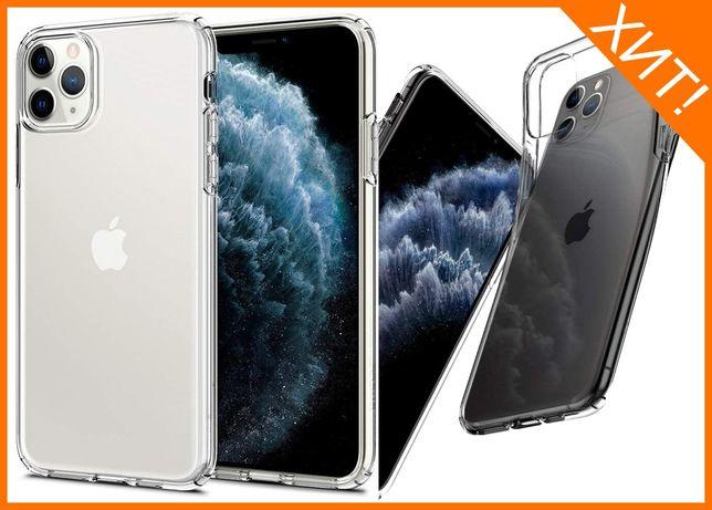 Прозрачный Чехол на для iPhone 11 PRO MAX Айфон 11 Про Макс XS R и тд