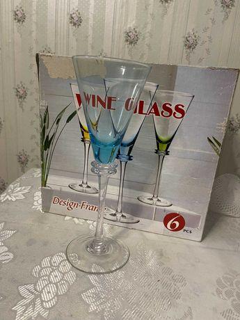 Набор бокалов для коктелей