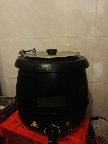 Panela elétrica para manter a sopa quente