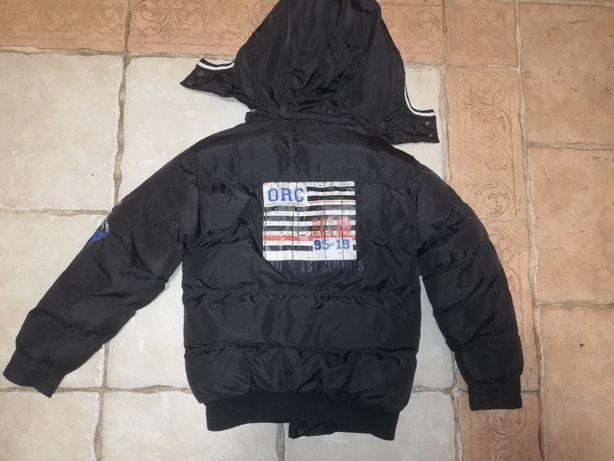 Куртка зимняя Orchestra мальчику 11-12 лет