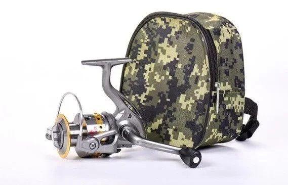 Рыболовные сумки и коробки