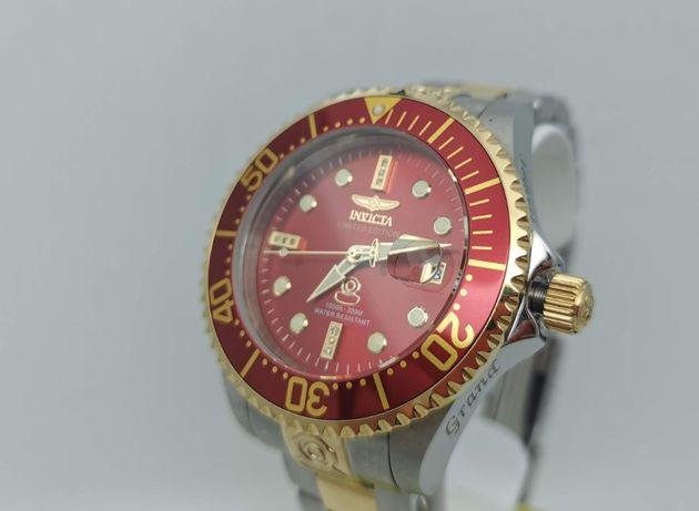 Nowy zegarek INVICTA GRAND DIVER 20145 nh35a paragon wysyłka FV23