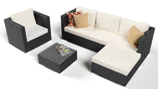 Комплект мебели из ротанга Садові меблі Ротанг