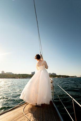 Продам или на прокат шикарное свадебное платье (Весільна сукня)