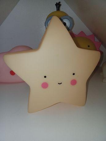 Ночник звезда ..