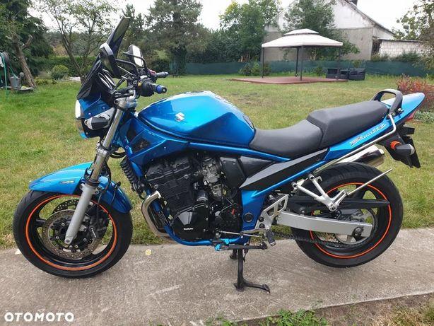 Suzuki Bandit Suzuki GSF 650 A Bandit N