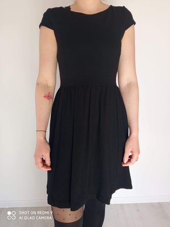 sukienka z łezka