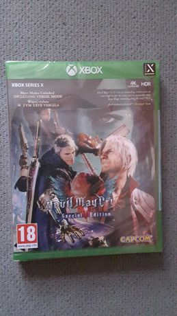 Gra Devil May Cry 5 V Special Edition na XBOX ONE X