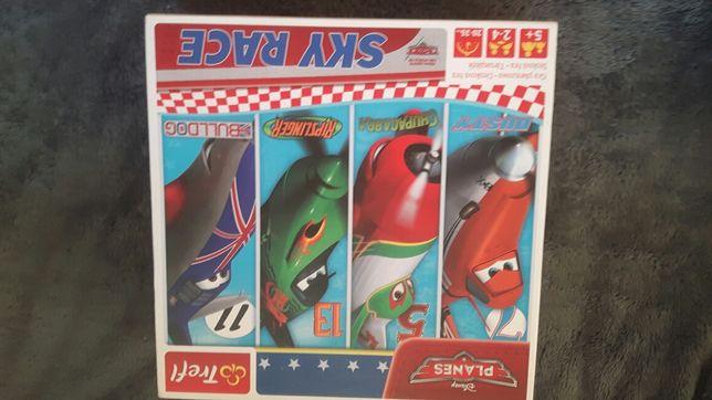 Gra Samoloty Sky Race