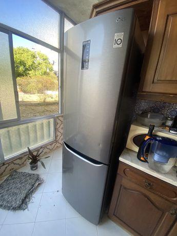 Refrigerador Combinado LG com seguro garantia