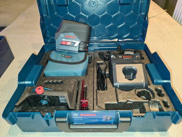 Laser liniowy Bosch GCL 2-50 C +RM2 1x2.0Ah L-BOXX