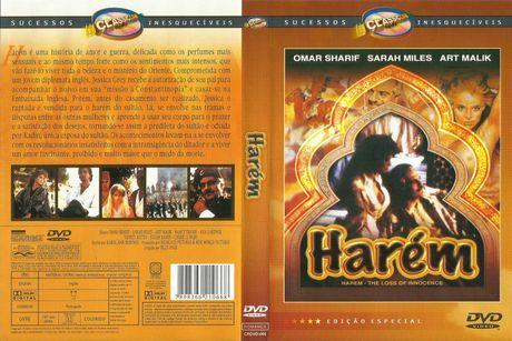 Harém     (produção de 1985)  (raro)