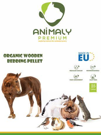 Najwyższej jakości żwirek dla zwierząt, 15 kg!!! - Animaly Premium.