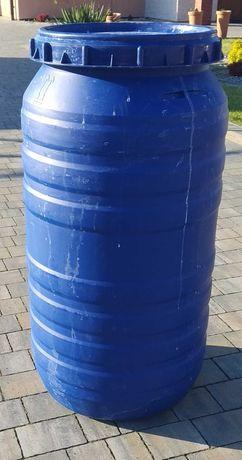 Beczka Plastikowa na wodę około 240l