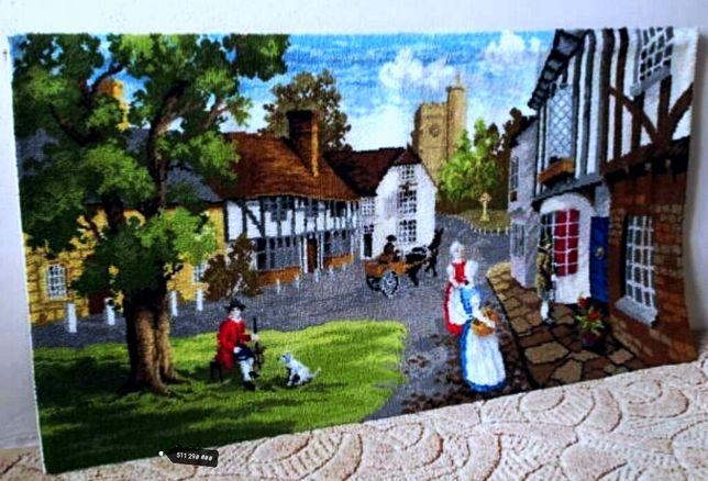 Obraz tkany | kilim, gobelin, dywan | Anglia