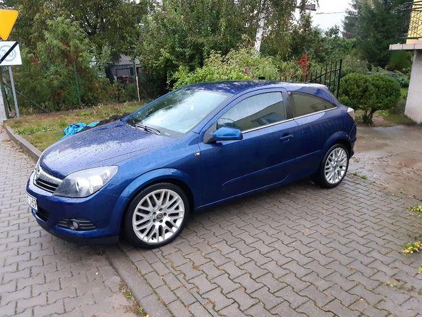 Opel Astra H GTC 1.9 CDTI 120km, 6 biegów