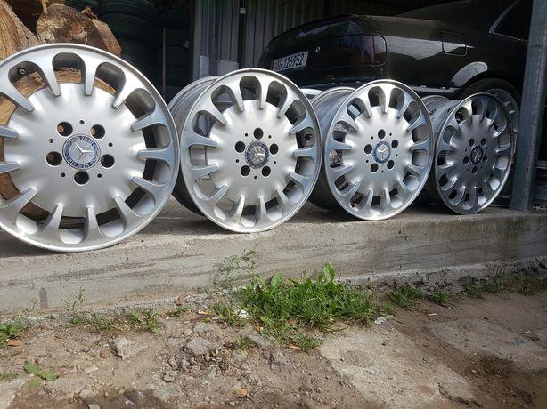 Felgi Aluminiowe Mercedes C-Klasse R16 5x112 ET42 7.5J