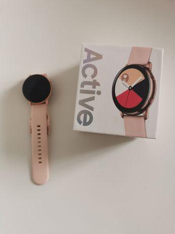 Smartwatch SAMSUNG Galaxy Watch Active SM-R500N Różowy