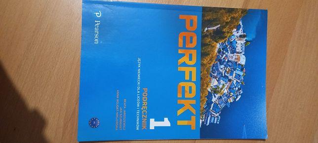 Perfekt 1 podręcznik do językaniemieckiego+ starter w gratisie