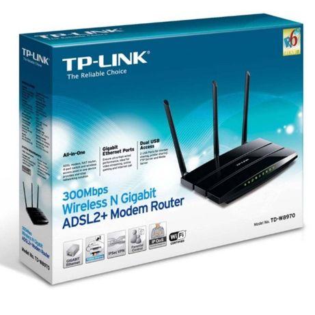 Router TP-LINK TD-W8970 ADSL2+
