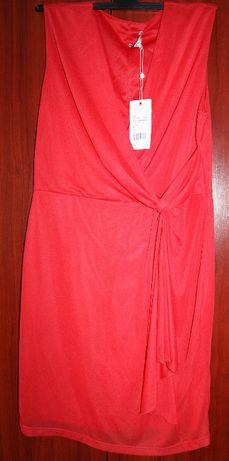Sukienka Anna Field czerwona Rozm. 44 NOWA