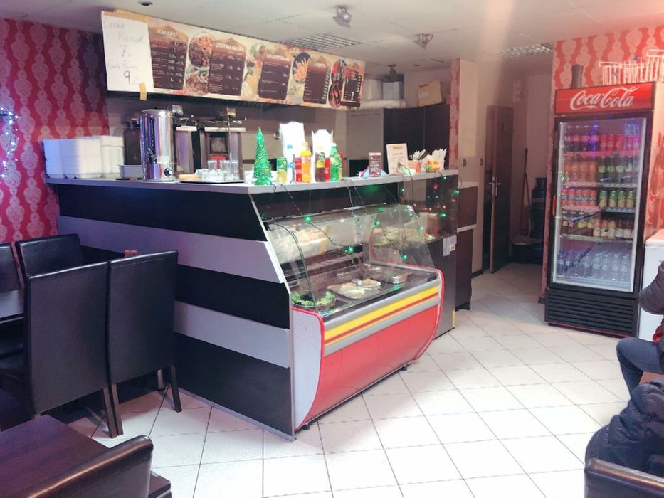Sprzedam działający lokal gastronomiczny BAR KEBAB Siedlce - image 1