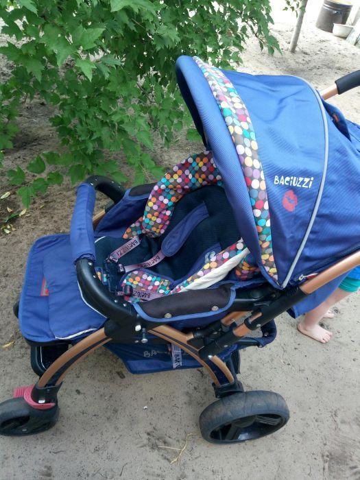 Прогулочная колясочка Baciuzzi (Бакузи) Шостка - изображение 1