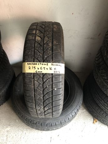 Bridgestone 215x65x16C
