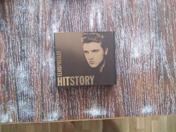 Unikat CD Elvis Preslay