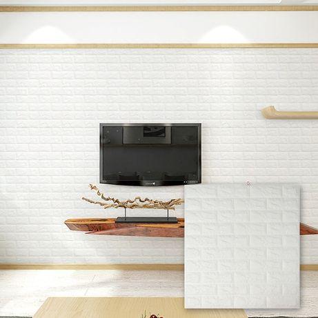 Продам декоративные стеновые 3d панели (самоклейки), обои. В НАЛИЧИИ