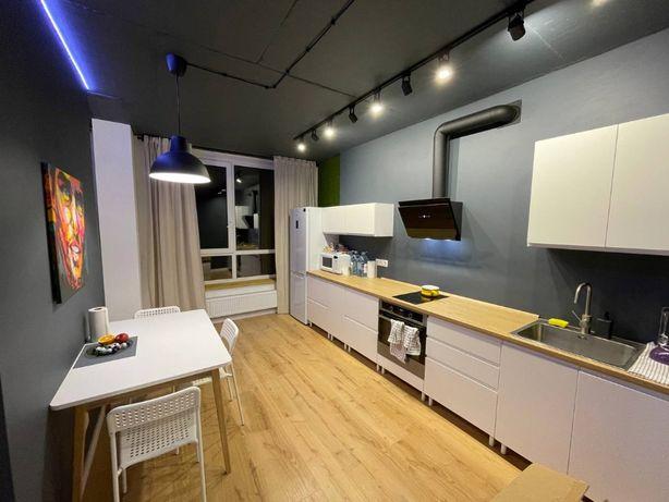 Квартира со всеми удобствами GreenSide, первая сдача, без комиссии