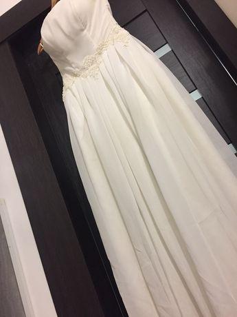 Свадебное, вечернее, выпускное, нарядное платье- бюстье