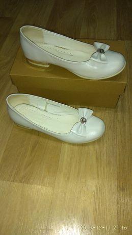 Buty komunijne dla dziewczynki rozmiar 35