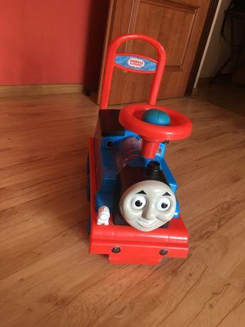 Sprzedam jeździk-chodzik lokomotywę Tomek