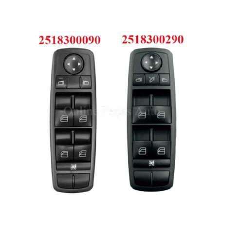 Botão Interruptor Vidros espelhos Mercedes ML GL AMG W164 Novo