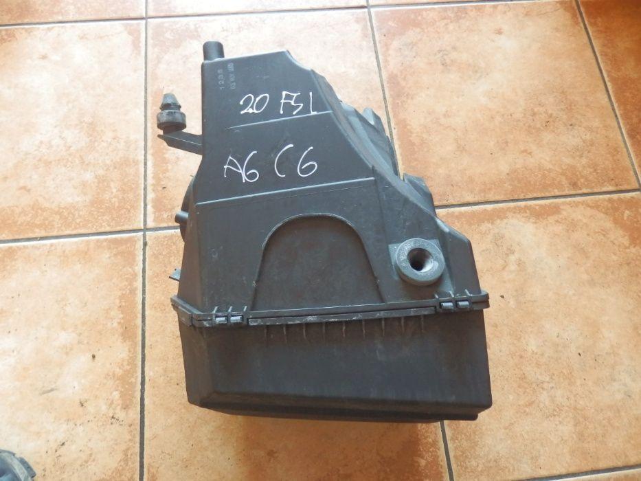 Obudowa filtra powietrza Audi A6 C6 2.0 FSI Świba - image 1