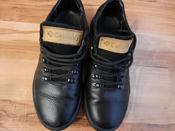 Кожаные туфли оригинальные Columbia