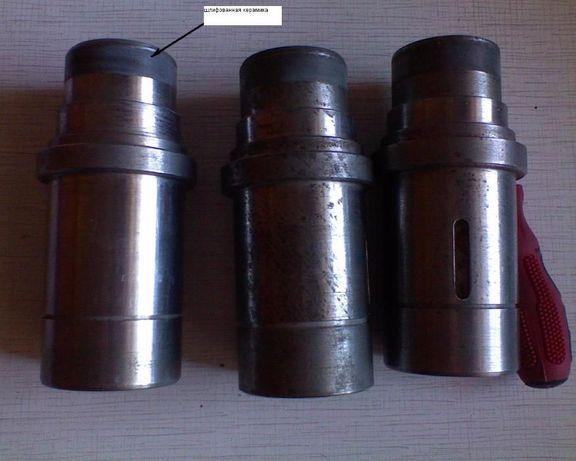 Нанесение металлов (металлических покрытий). Нанесение керамики